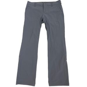 REI Stretch Roll-Up Flat Front Outdoor Pants/Capri